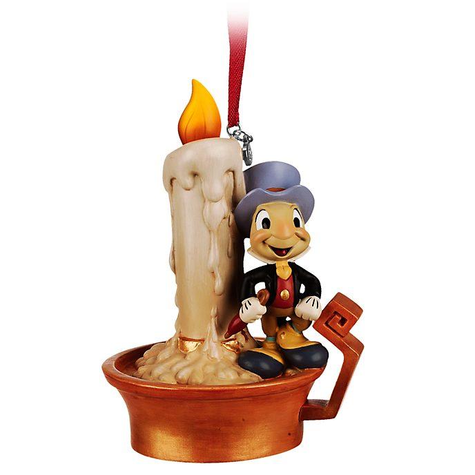 Disney Store Jiminy Cricket Light-Up Hanging Ornament