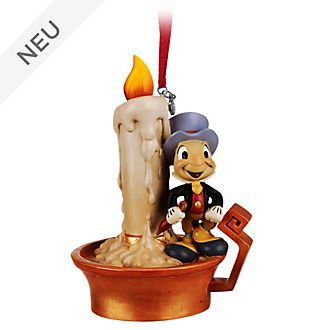 Disney Store - Jiminy Grille - Leuchtendes Dekorationsstück zum Aufhängen