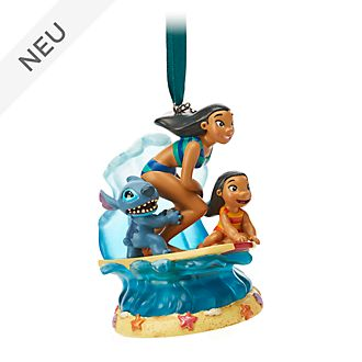 Disney Store - Lilo und Stitch - Singendes Dekorationsstück zum Aufhängen