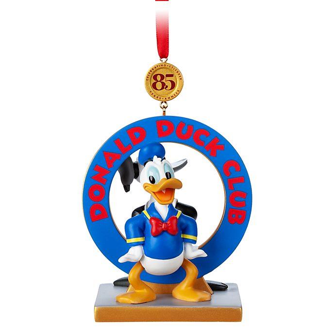 Disney Store Donald Duck Hanging Ornament