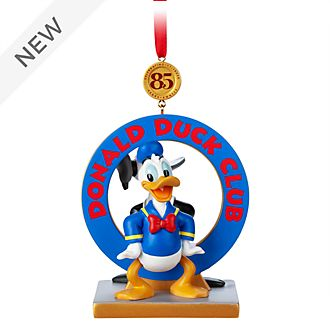 Disney Store Donald Duck Hanging Ornament