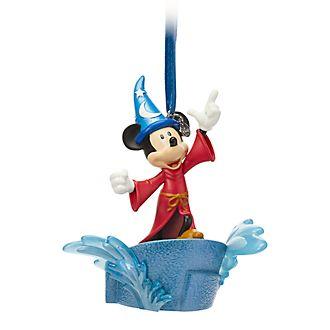 Decorazione a sospensione luminosa Apprendista Stregone Topolino Disney Store