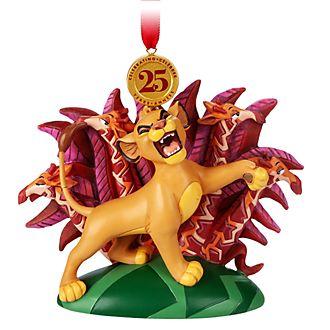 Disney Store - Der König der Löwen - Dekorationsstück zum Aufhängen