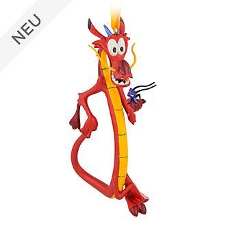 Disney Store - Mulan - Mushu - Dekorationsstück zum Aufhängen