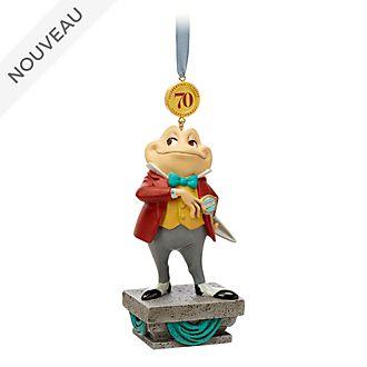 Disney Store Objet décoratif à suspendre M. Crapaud, Le Crapaud et le Maître d'école