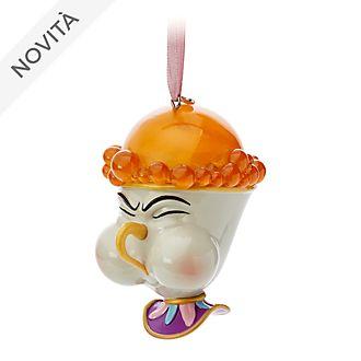 Ornament da appendere Chicco La Bella e la Bestia Disney Store