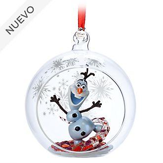 Adorno colgante bola abierta Olaf, Frozen 2, Disney Store