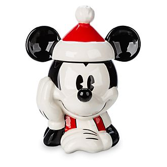 Biscottiera Topolino Holiday Cheer Disney Store