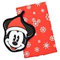 Set strofinaccio e sottopentola Topolino Holiday Cheer Disney Store