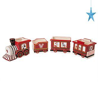 Disney Store - Micky und Freunde - Kleine Schalen, 4-teiliges Set