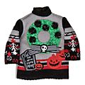 Disney Store The Nightmare Before Christmas Bottle Sweater