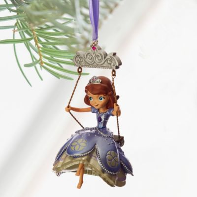 Sofia The First Christmas Decoration