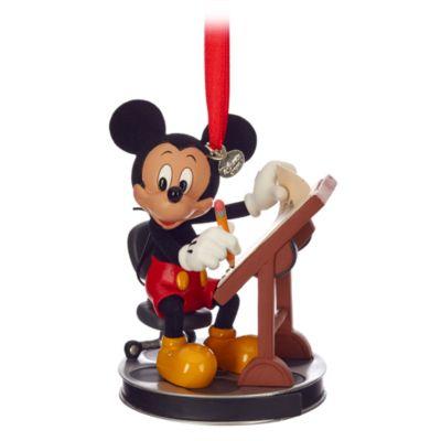 Decoración navideña Mickey Mouse