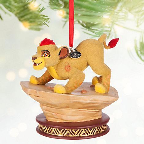Décoration de Noël Kion, La Garde du Roi Lion
