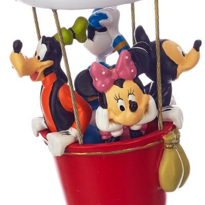 Decoración navideña Mickey Mouse y amigos