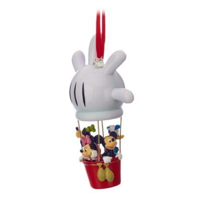 Décoration de Noël Mickey Mouse et ses amis