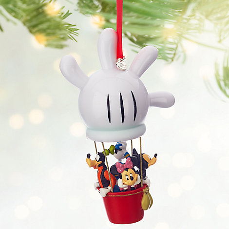 Mickey Mouse And Friends Christmas Decoration