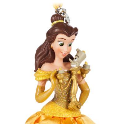 Decorazione natalizia Belle con vestito da ballo