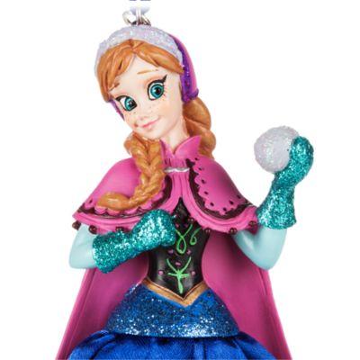Decorazione natalizia Anna, Frozen - Il Regno di Ghiaccio