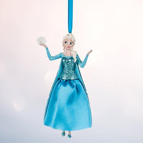 Décoration de Noël Elsa, La Reine des Neiges