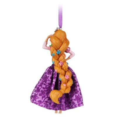 Rapunzel Christmas Decoration