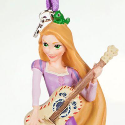 Decorazione natalizia canora Rapunzel