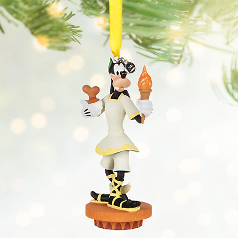 Goofy Sport Christmas Decoration