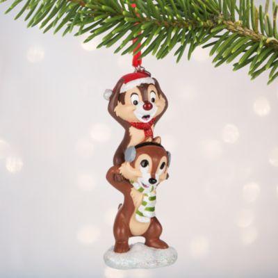 Décoration de Noël Tic et Tac