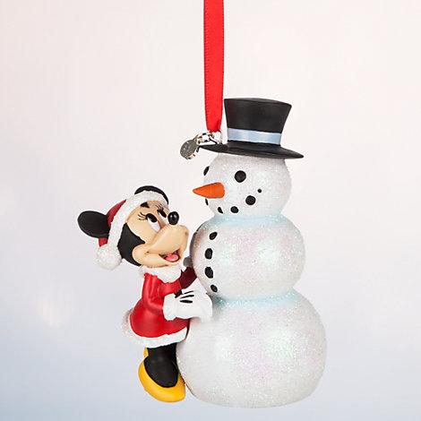 Minnie Maus - Weihnachtsdekoration