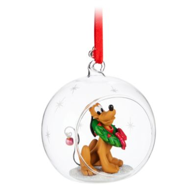 Pluto - Offene Kugel Weihnachtsdekoration