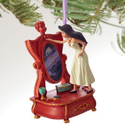 Decorazione natalizia Ursula come Vanessa, La Sirenetta