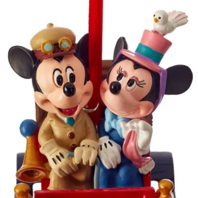 Mickey and Minnie Mouse Christmas Decoration