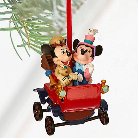 Decorazione natalizia Topolino e Minni