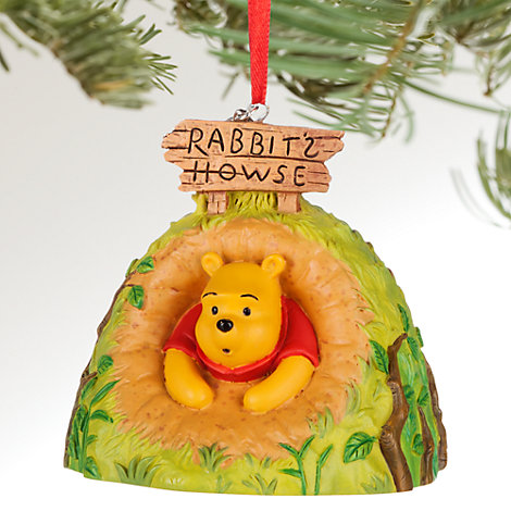 Winnie The Pooh Christmas Decoration