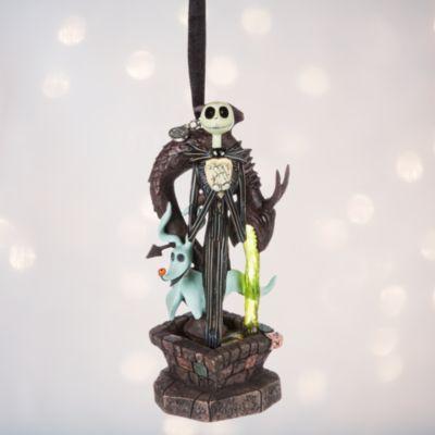 Jack Skellington Light-Up Christmas Decoration