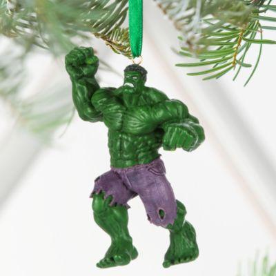 Decoración navideña Hulk
