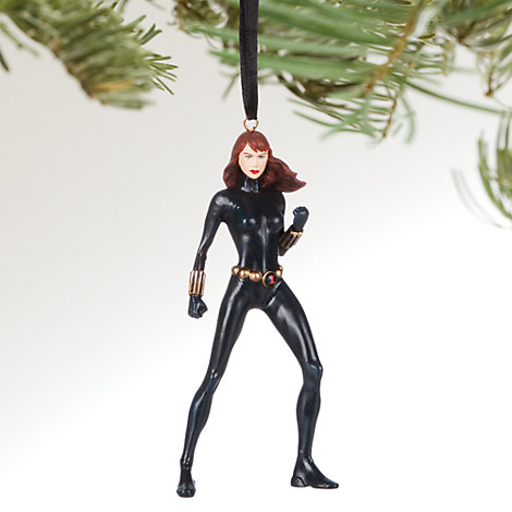 Black Widow Christmas Decoration