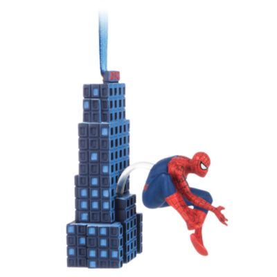 Decoración navideña de Spider-Man