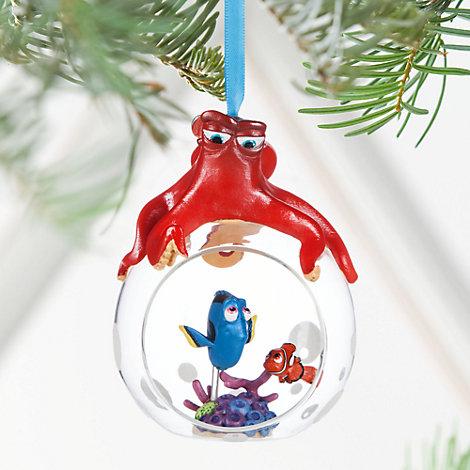 Decoración navideña bola abierta Buscando a Dory
