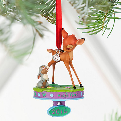 Bambi Christmas Decoration