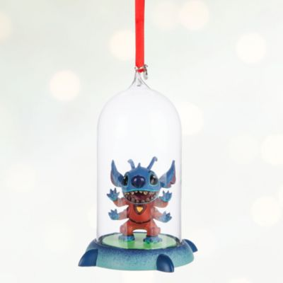 Decoración navideña Stitch