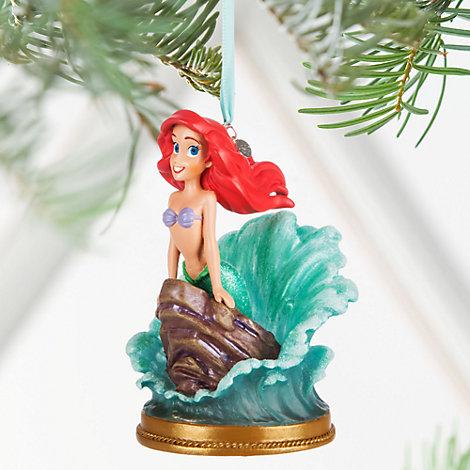 Decorazione natalizia con musica Ariel, La Sirenetta