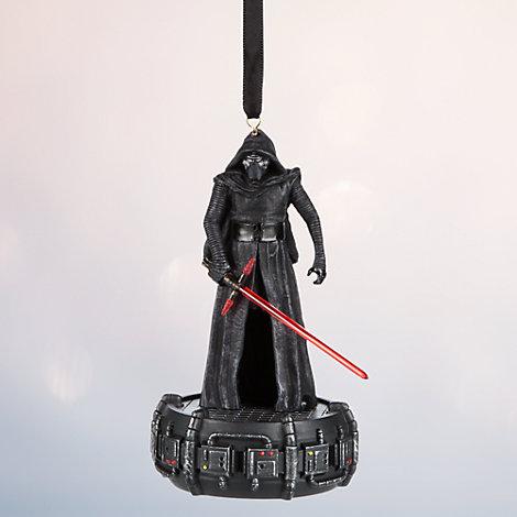 Decorazione natalizia luminosa Kylo Ren di Star Wars: Il Risveglio della Forza