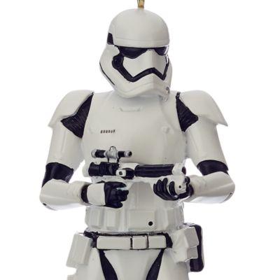 Decoración navideña soldado de asalto, Star Wars VII: El despertar de la Fuerza
