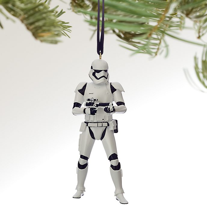 Stormtrooper Christmas Decoration Star Wars The Force Awakens