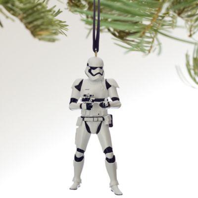 Decorazione natalizia soldato delle Truppe d'Assalto di Star Wars: Il Risveglio della Forza