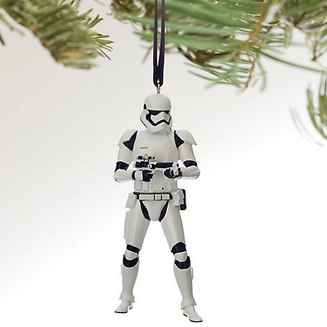 Décoration de Noël Stormtrooper, Star Wars : Le Réveil de la Force