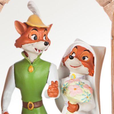 Décoration de Noël mariage de Robin des Bois