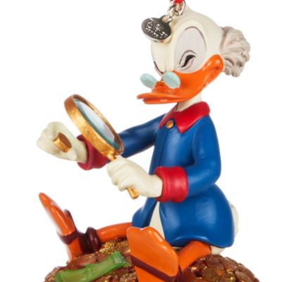 Scrooge McDuck Christmas Decoration