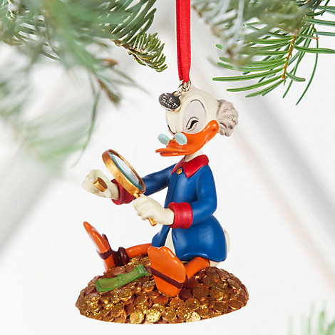 Decorazione natalizia Zio Paperone